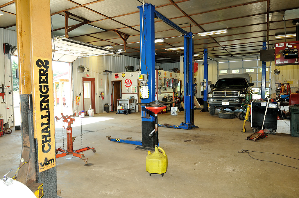 About tresslers garage auto repairs for deep creek lake for Garage md auto